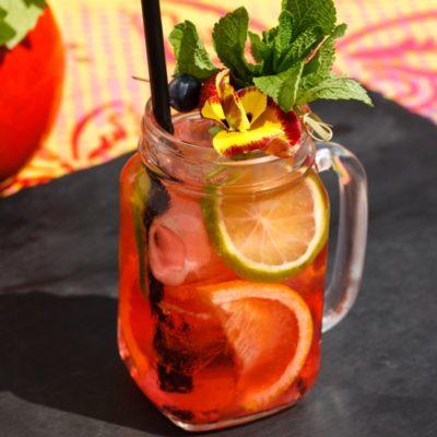 Isetehtud Jõhvika-arbuusi limonaad