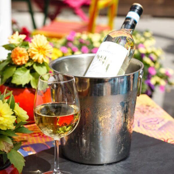 Valge vein Pino Grigio, Lamberti Ca'Preella, Veneto, Itaalia