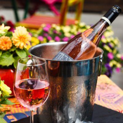Roosa vein Rosé d'Anjou,